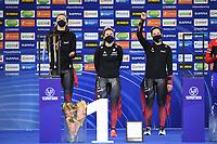 SPEEDSKATING: HEERENVEEN: 29-01-2021, IJsstadion Thialf, ISU World Cup II, ©photo Martin de Jong