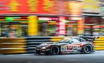 Marco Wittmann races the Macau GT Cup during the 61st Macau Grand Prix on November 16, 2014 at Macau street circuit in Macau, China. Photo by Aitor Alcalde / Power Sport Images