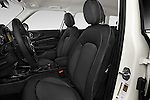 Front seat view of 2018 MINI CLUBMAN Cooper 5 Door wagon Front Seat  car photos