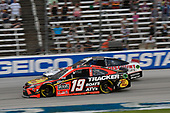 #19: Martin Truex Jr., Joe Gibbs Racing, Toyota Camry Bass Pro Shops, #2: Brad Keselowski, Team Penske, Ford Mustang Discount Tire