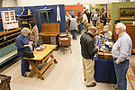 March 3, 2017- Tuscola, IL- Antique dealers from all over the United States gathered in Tuscola for the Rural Life Antique Show at the Tuscola Community Building. [Photo: Douglas Cottle]