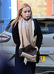 Pictured:  Kyah Jordan at Isle of Wight Magistrates Court.<br /> <br /> A 20-year-old woman has become the first in Britain to be convicted of drink driving on an e-scooter.   Kyah Jordan was almost three times over the limit when she went through a red light and almost crashed into an unmarked police car.<br /> <br /> In court, her lawyer tried to argue that she was travelling so slowly on the electrically powered contraption she couldn't have posed a danger to anyone.   But magistrates banned her from the road for two years, stating 'it's a motor vehicle, the same as a moped, the same as a bus'.   SEE OUR COPY FOR DETAILS.<br /> <br /> © Simon Czapp/Solent News & Photo Agency<br /> UK +44 (0) 2380 458800
