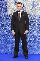 "Taron Egerton<br /> arriving for the ""Rocketman"" premiere in Leicester Square, London<br /> <br /> ©Ash Knotek  D3502  20/05/2019"