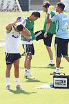 MADRID (11/08/2010).- Real Madrid training session at Valdebebas. Cristiano Ronaldo...Photo: Cesar Cebolla / ALFAQUI