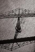 aerial photography Richmond Bridge, Contra Costa county California