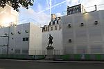 Condorcet and power generators, Paris, France, Europe.