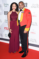 Johnson Beharry<br /> arriving for the Float Like a Butterfly Ball 2019 at the Grosvenor House Hotel, London.<br /> <br /> ©Ash Knotek  D3536 17/11/2019