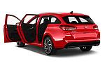 Car images of 2020 Hyundai i30 Sky-Line 5 Door Wagon Doors