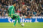 Real Madrid's Keylor Navas during La Liga match. March 20,2016. (ALTERPHOTOS/Borja B.Hojas)