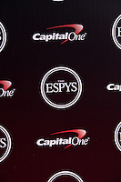The 2014 ESPYS red carpet at the Nokia Theatre L.A. LIVE