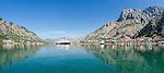 Fisheye view of Kotor Bay, Kotor, Montenegro