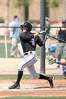 Robert Hudson, Chicago White Sox minor league spring training..Photo by:  Bill Mitchell/Four Seam Images.