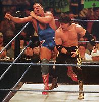 Kurt  Angle Guerrero 1999                                                        By John Barrett/PHOTOlink