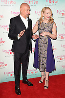"""Sir Ben Kingsley and Patricia Clarkson<br /> arrives for the """"Learning to Drive"""" Gala screening at the Curzon Mayfair, London.<br /> <br /> <br /> ©Ash Knotek  D3126  02/06/2016"""