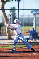 Joshua Eggleston (51), from Clarkson, Washington, while playing for the Nationals during the Under Armour Baseball Factory Recruiting Classic at Red Mountain Baseball Complex on December 29, 2017 in Mesa, Arizona. (Zachary Lucy/Four Seam Images)