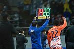Jeju United FC (KOR) vs Jiangsu FC (CHN) during the AFC Champions League 2017 Group H match at the Jeju World Cup Stadium on 22 February 2017 in Jeju, South Korea. Photo by Marcio Rodrigo Machado / Power Sport Images