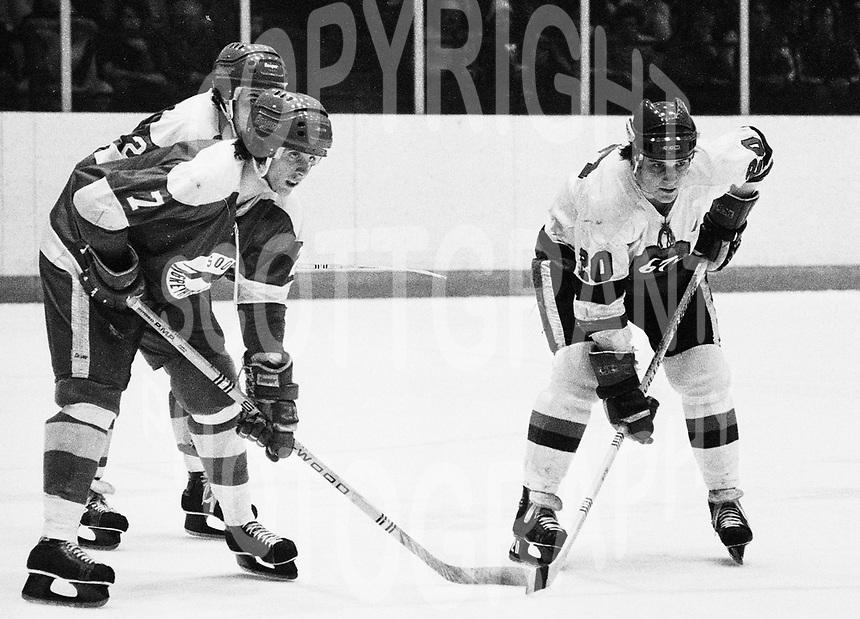 Tim Higgins Ottawa 67's. Photo Scott Grant