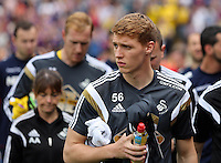 Pictured: Jay Fulton of Swansea<br />