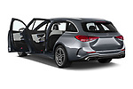 Car images of 2022 Mercedes Benz C-Class AMG-Line 5 Door Wagon Doors
