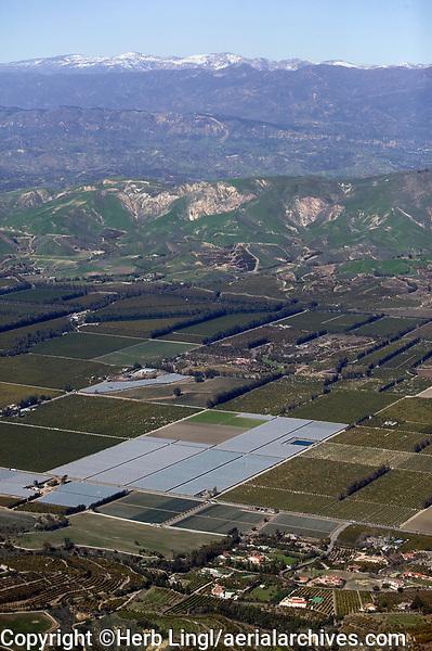 aerial photograph Ventura County California