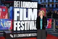 """Tricia Tuttle<br /> arriving for the London Film Festival screening of """"Can You Ever Forgive Me"""" at the Cineworld Leicester Square, London<br /> <br /> ©Ash Knotek  D3449  19/10/2018"""