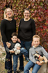 Family Portraits in Carneros Spontaneous location family portraits.  Schedule a place and time with me to capture the spirit of your family in a location you call home.