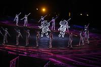 OLYMPIC GAMES: PYEONGCHANG: 2018, Gangneung Oval, ©photo Martin de Jong
