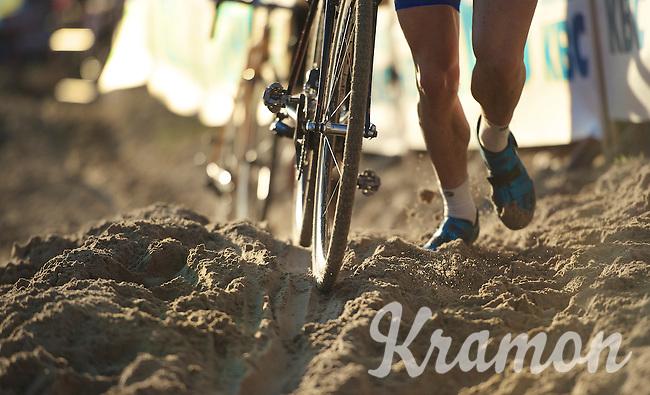 sand run<br /> <br /> Vlaamse Duinencross Koksijde 2013