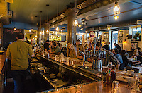 America,New York,  Manhattan, Bubby's restaurant,