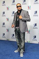 MIAMI, FL- July 19, 2012:  Julio Voltio backstage at the 2012 Premios Juventud at The Bank United Center in Miami, Florida. ©Majo Grossi/MediaPunch Inc. /*NORTEPHOTO.com* **SOLO*VENTA*EN*MEXICO** **CREDITO*OBLIGATORIO** *No*Venta*A*Terceros* *No*Sale*So*third* ***No*Se*Permite*Hacer Archivo***No*Sale*So*third*©Imagenes*