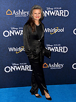 "LOS ANGELES, CA: 18, 2020: Tracey Ullman at the world premiere of ""Onward"" at the El Capitan Theatre.<br /> Picture: Paul Smith/Featureflash"
