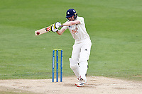 Marcus O'Riordan hits out for Kent during Kent CCC vs Sussex CCC, LV Insurance County Championship Group 3 Cricket at The Spitfire Ground on 14th July 2021