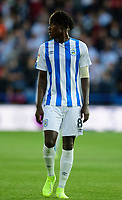 Huddersfield Town's Trevoh Chalobah<br /> <br /> Photographer Andrew Vaughan/CameraSport<br /> <br /> The Carabao Cup First Round - Huddersfield Town v Lincoln City - Tuesday 13th August 2019 - John Smith's Stadium - Huddersfield<br />  <br /> World Copyright © 2019 CameraSport. All rights reserved. 43 Linden Ave. Countesthorpe. Leicester. England. LE8 5PG - Tel: +44 (0) 116 277 4147 - admin@camerasport.com - www.camerasport.com
