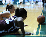 Tulane Women's Basketball defeats Mississippi State 62-42 in Fogelman Arena.