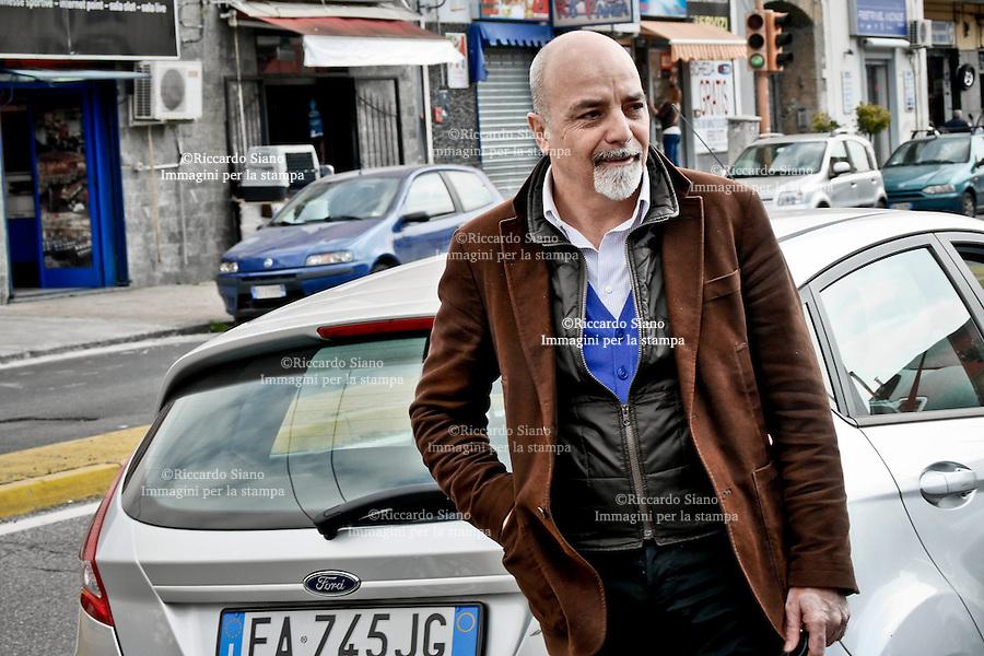 - NAPOLI 19 MAR  2014 -    Raffaele Ambrosino