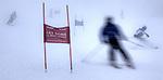 Challenge Mer et Montagne 2012, Saint Gervais les Bains, Mont Blanc, Haute Savoie, France..Ski Super Geant...