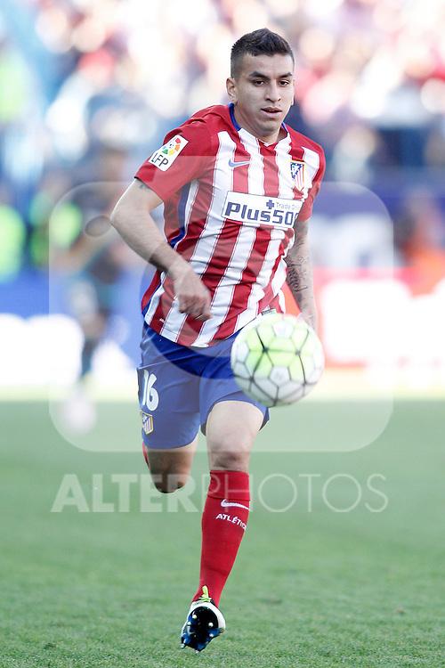 Atletico de Madrid's Angel Correa during La Liga match. April 30,2016. (ALTERPHOTOS/Acero)