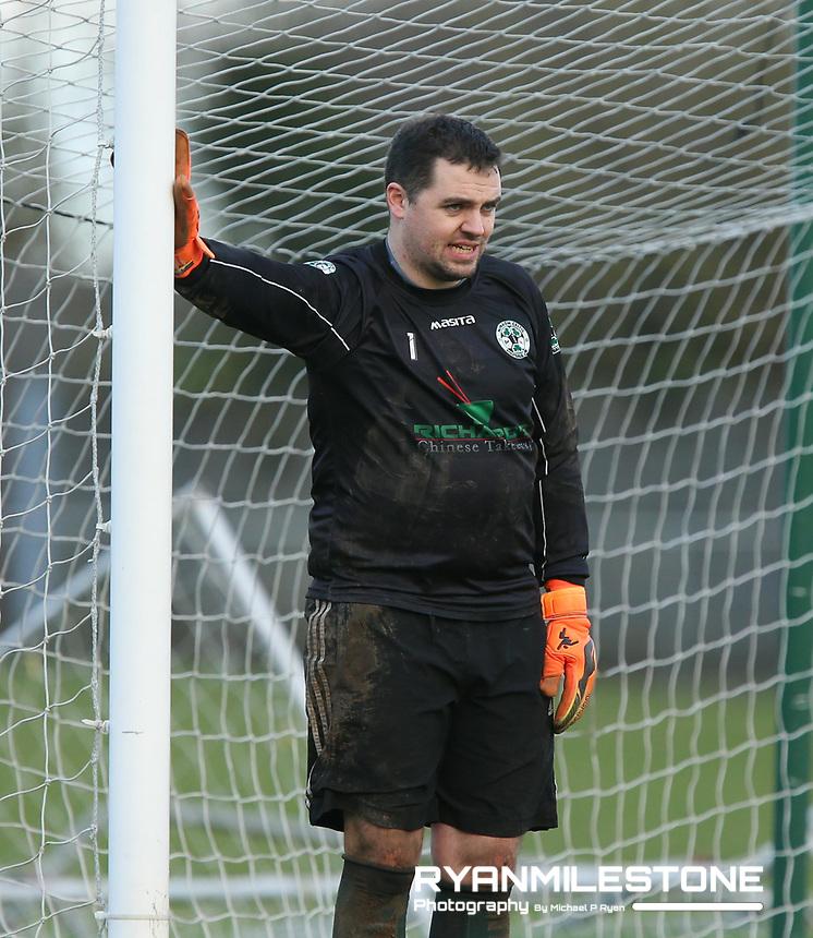 Damien Corcoran (Nenagh Celtic)<br /> January 2018