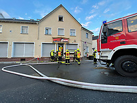 Brand in der Shisha-Bar Miami - Büttelborn 17.03.2021: Brand in der Shisha-Bar Miami