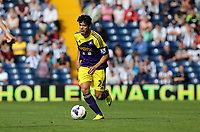 Pictured: Alejandro Pozuelo.<br /> Sunday 01 September 2013<br /> Re: Barclay's Premier League, West Bromwich Albion v Swansea City FC at The Hawthorns, Birmingham, UK.