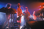Sigue Sigue Sputnik 1980s New Wave band.  Newcastle upon Tyne. UK
