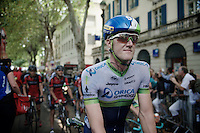 Luke Durbridge (AUS/Orica-GreenEDGE) after the finish<br /> <br /> 2014 Tour de France<br /> stage 15: Tallard - Nîmes (222km)