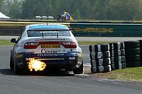 Round 4 of the 2007 British Touring Car Championship. #23 Matt Allison (GBR). Motorbase Performance. SEAT Toledo Cupra.