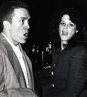G.E.Smith and Gilda Radner 1980<br /> (married 1980–1982), Photo By John Barrett/PHOTOlink