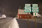 Vermont at Night