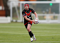 28th March 2021; Rosslyn Park, London, England; Betfred Challenge Cup, Rugby League, London Broncos versus York City Knights;  Rian Horsman of London Broncos