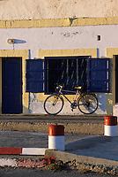 Afrique/Maghreb/Maroc/Essaouira : Le port de pêche - Détail du bureau portuaire