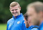 St Johnstone Pre-Season Training in Northern Ireland.. 08.07.16<br />Brian Easton<br />Picture by Graeme Hart.<br />Copyright Perthshire Picture Agency<br />Tel: 01738 623350  Mobile: 07990 594431