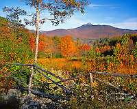 Mount Chocorua near Chocorua New Hampshire
