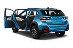 Car images of 2020 Subaru Crosstrek Hybrid 5 Door SUV Doors